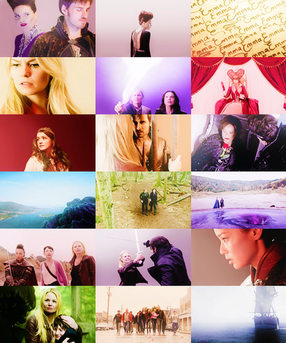 Once Upon a Time | 2.09 | 퀸 of Hearts