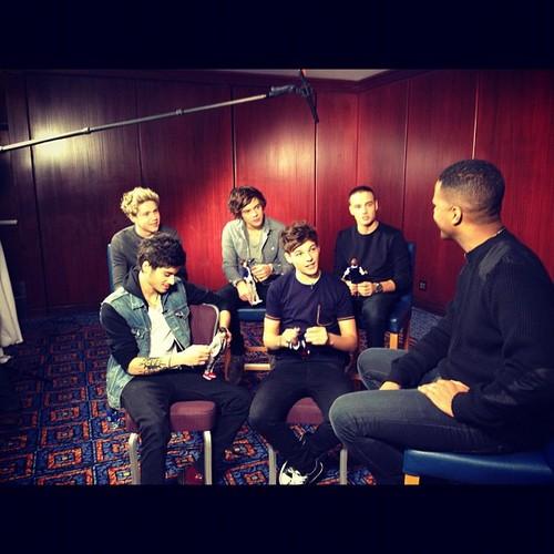 One Direction Instagram