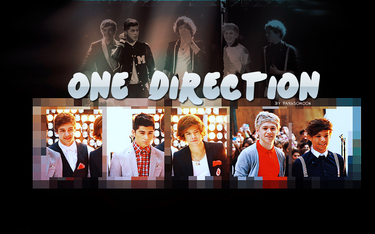 One Direction Wallpape...