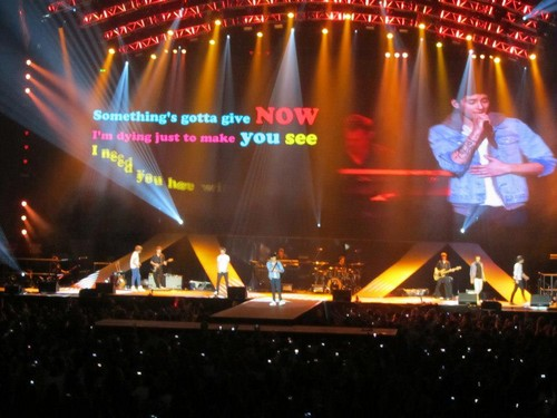 One Direction at MSG