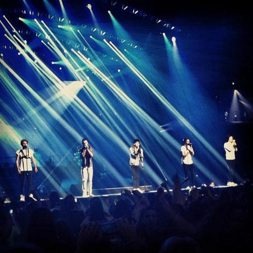 One Direction at Mohegan Sun Arena