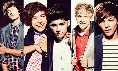 One Direction . ♥