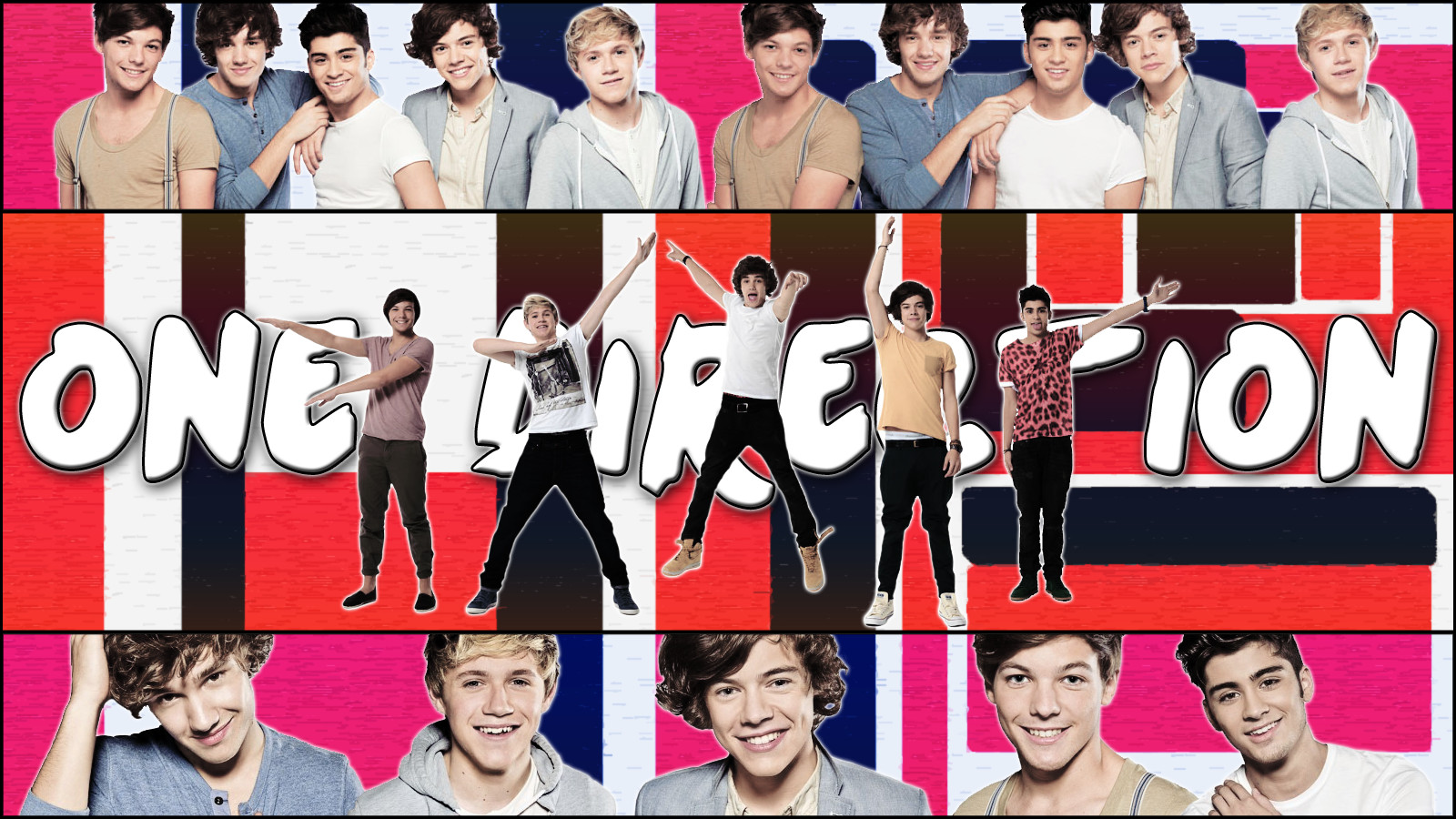 One Direction One Direction . ♥