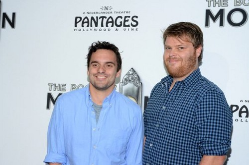"""Opening Night Of """"The Book Of Mormon"""" At The Pantages"""