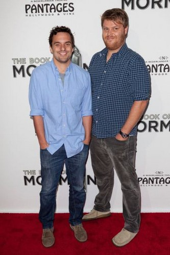 "Opening Night Of ""The Book Of Mormon"" At The Pantages"