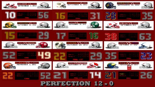 PERFECTION 12-0