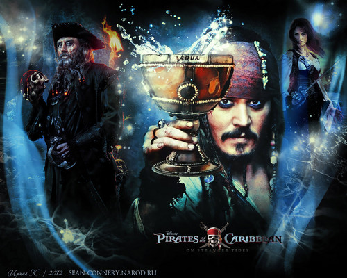 Pirates of the Caribbean wallpaper possibly containing anime called POTC wallpapers