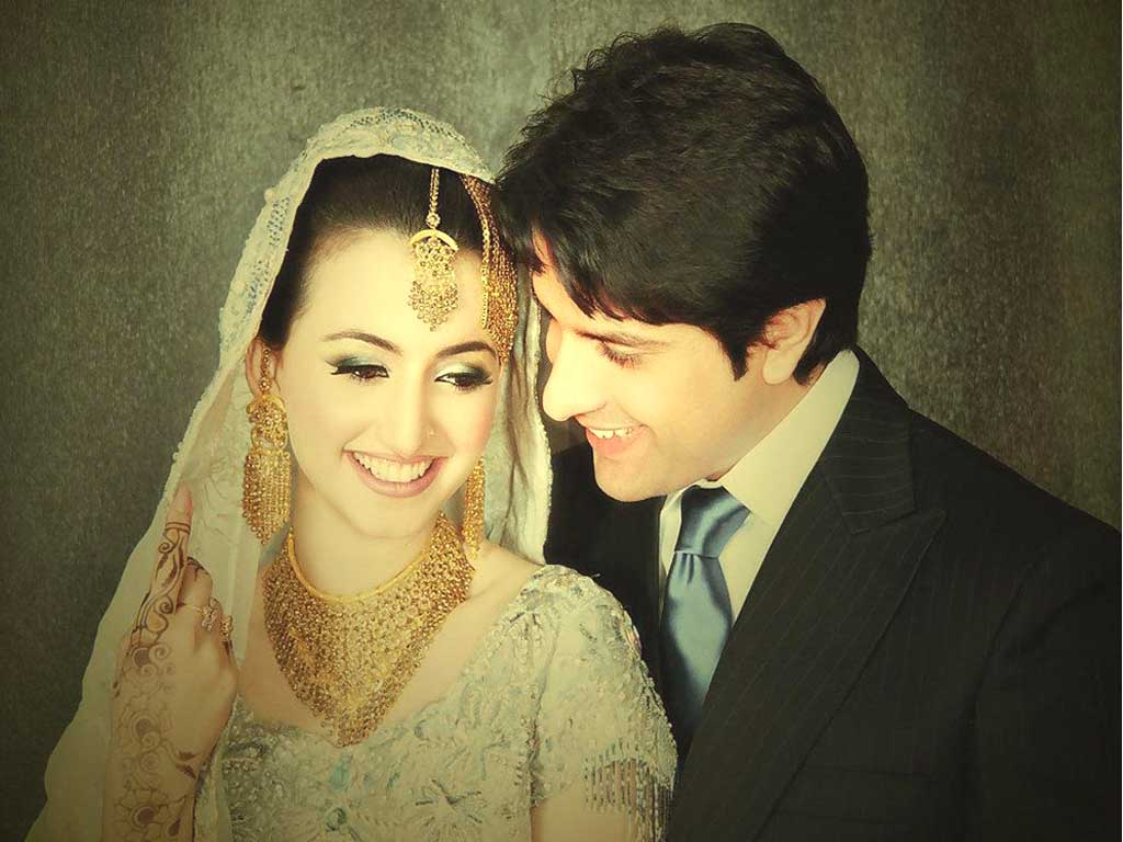 pakistani dulhan couple dulha pakistan brides bride marriage indian pic weding makeup paki desi wallpapers couples fanpop groom romantic exbii