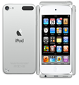 Paper White Ipod Touch