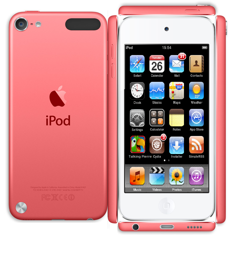 Ipod Touch Images Paper Pink HD Wallpaper And Background Photos