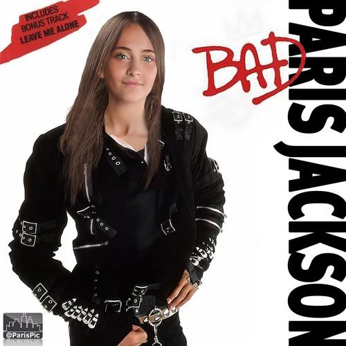 Paris Jackson Bad (@ParisPic)