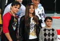 Paris With Her Brothers, Prince And
