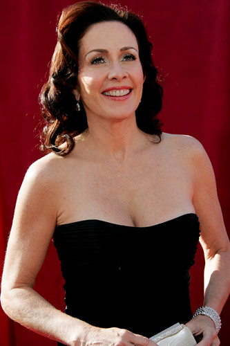patricia heaton wallpaper containing a coquetel dress and a bustier, bustiê entitled Patricia Heaton