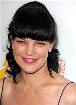 Pauley perrette tattoos real or fake images femalecelebrity for Pauley perrette tattoos