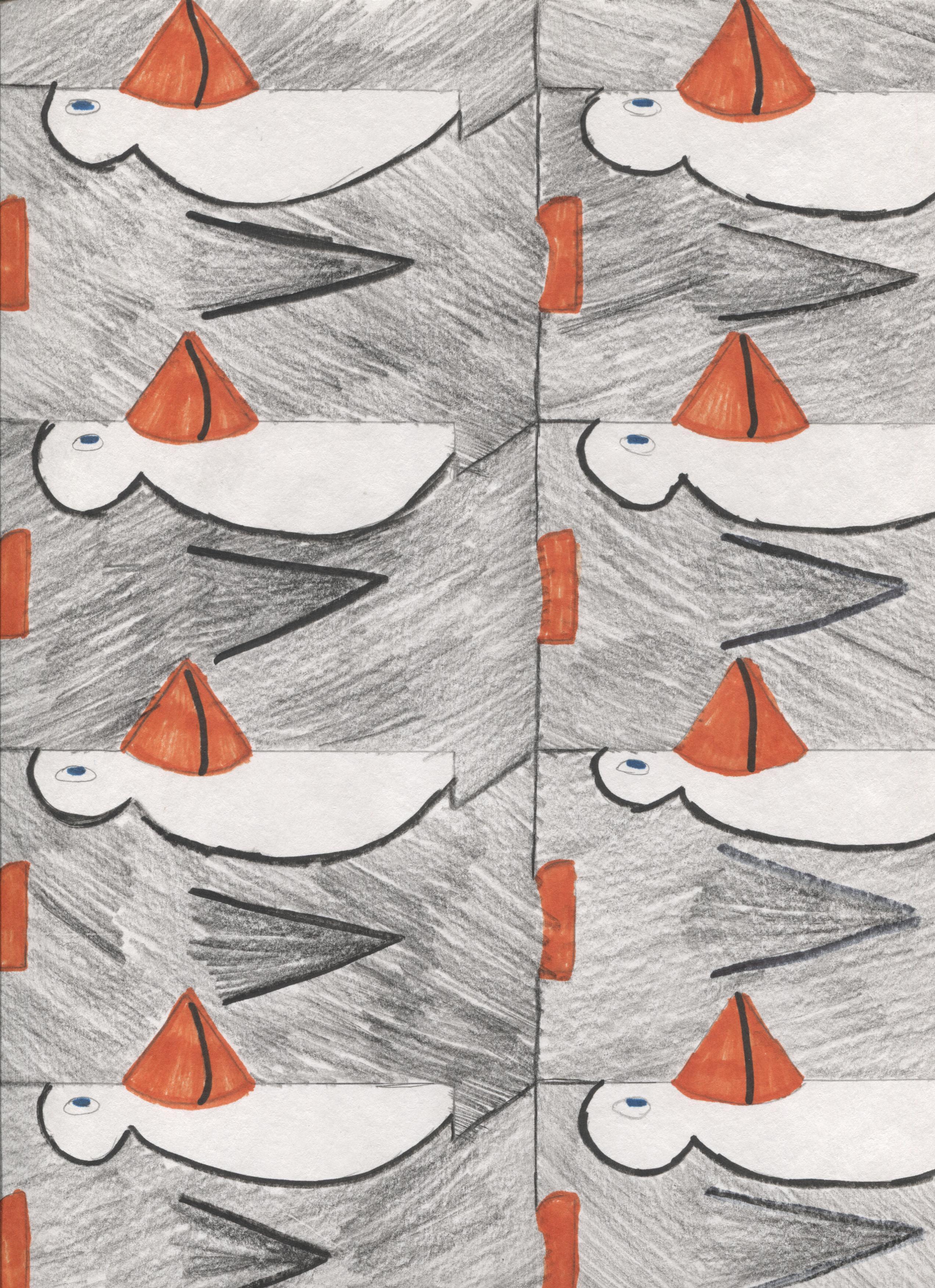 पेंगुइन Tessellation