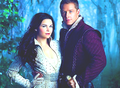 Photoshoot for OUAT - ginnifer-goodwin-and-josh-dallas photo