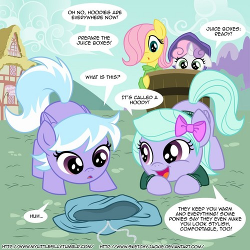 Ponies RULE!