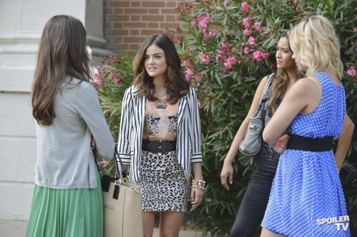 Pretty Little Liars - Episode 3.14 - She's Better Now - Promotional Fotos