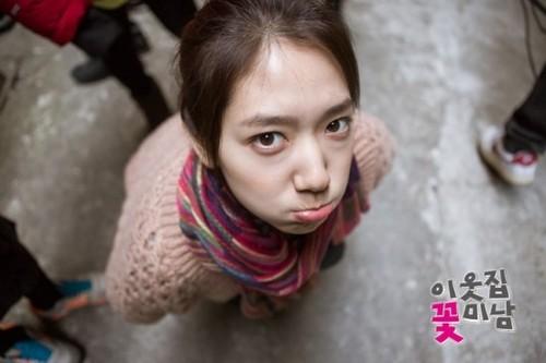 Pretty boy selanjutnya door(Yoon si yoon and Park shin hye)