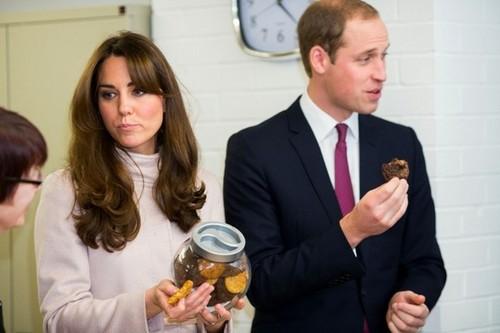 Prince William, Duke of Cambridge meets dignitaries