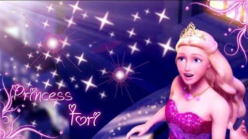 Barbie the Princess and the popstar wallpaper titled Princess Victoria