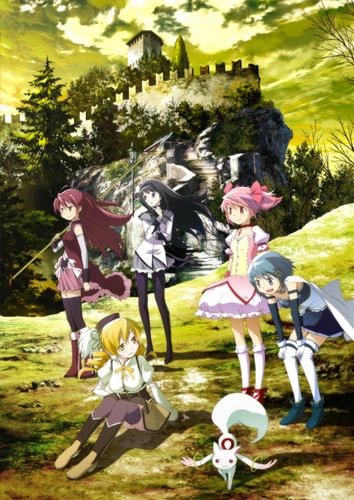 Puella Magi Madoka☆Magica Movie Posters