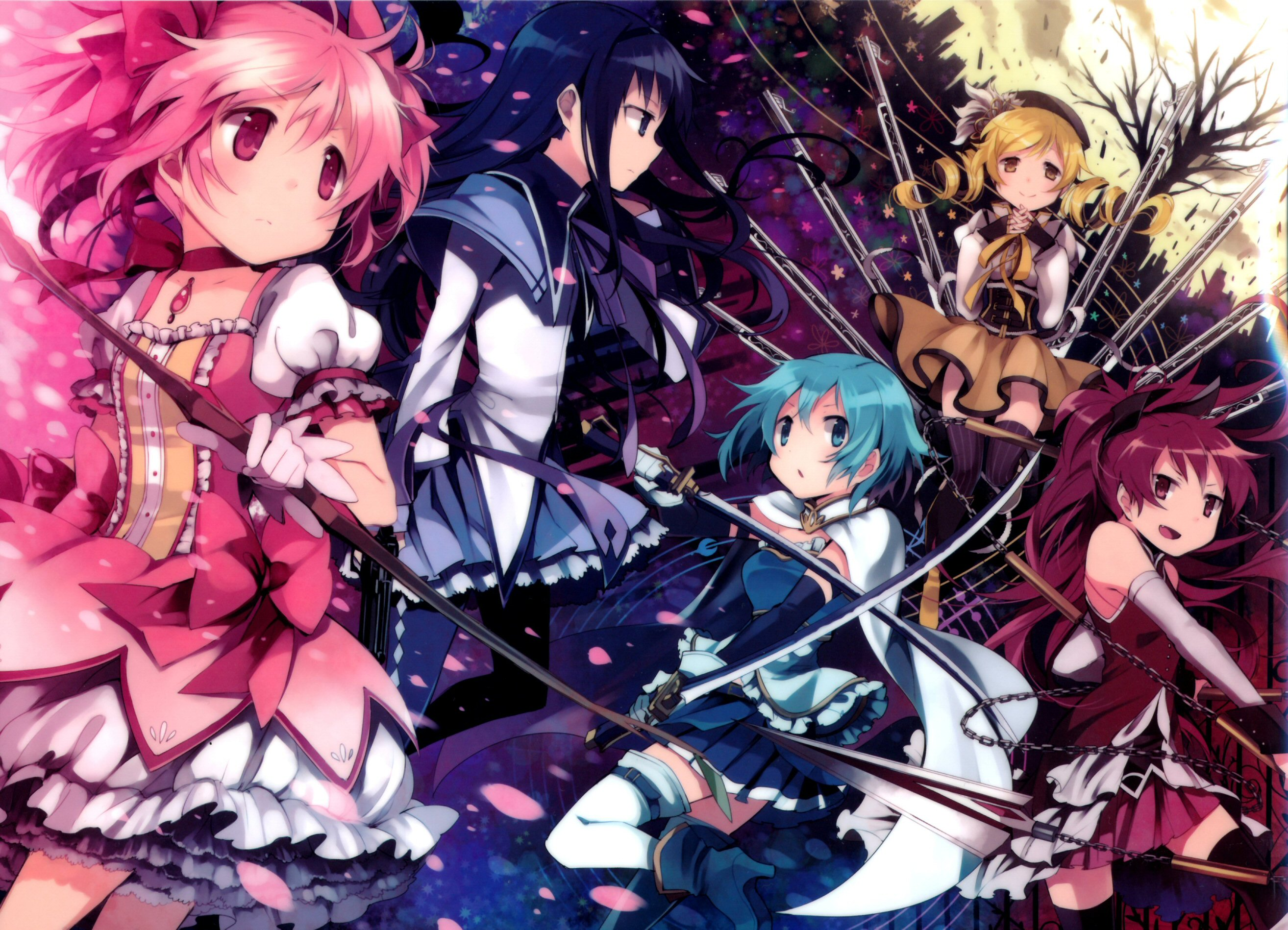 My Top Anime Reviews Puella Magi Madoka Magica On The