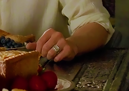 Question? Is This Ygraine's Ring?