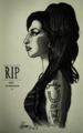 R.I.P Amy by Helen Green