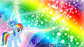 Rainbow Dash Wallpaper - rainbow-dash photo