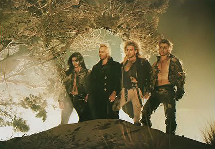 The Lost Boys Movie fond d'écran possibly with a glory hole titled Rare Pictures