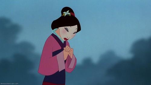 Mulan wallpaper called Reflection