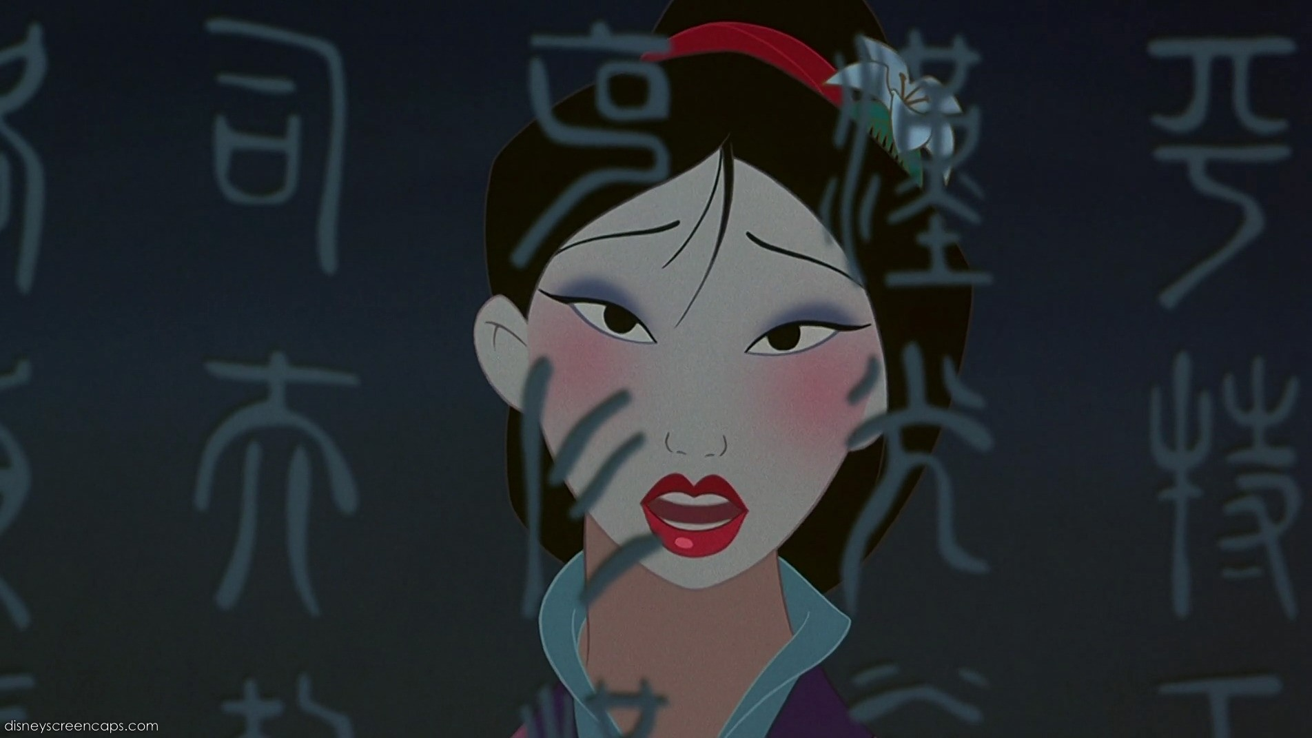 Reflection - Mulan Photo (32957084) - Fanpop