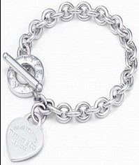 Tiffany Co Images Return To Heart Lock Bracelet Wallpaper And Background Photos