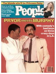 """Richard And Eddie Murphy On The Cover Of """"PEOPLE"""" Magazine"""