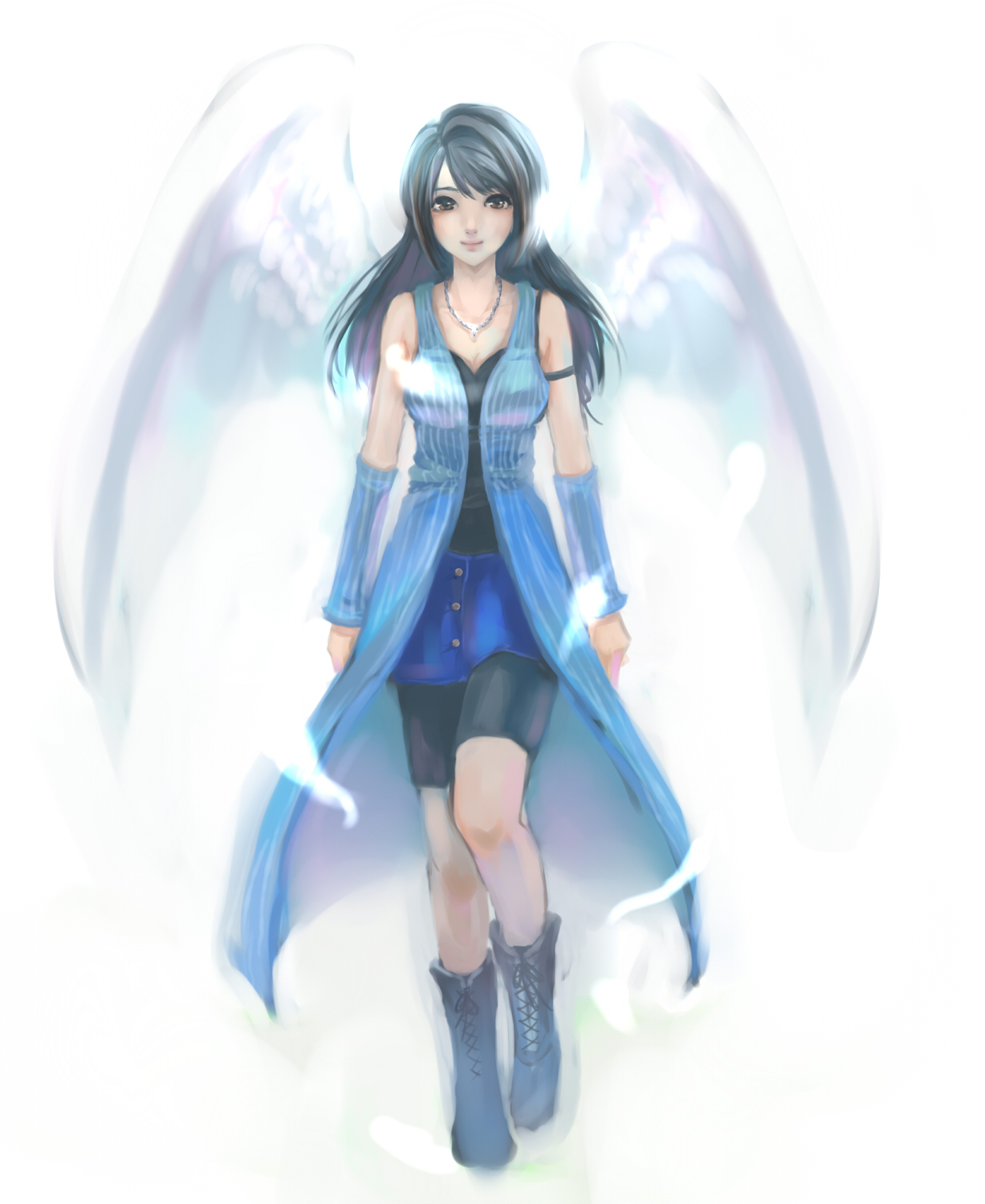 1227 x 1500 jpeg 393kB, Msyugioh123 Rinoa Heartilly source: http://www ... Final Fantasy Rinoa And Squall