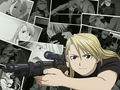 Riza Hawkeye - female-ass-kickers photo