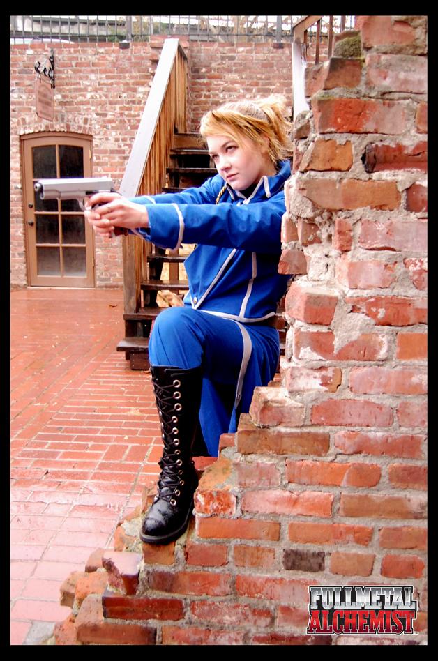 Riza cosplay