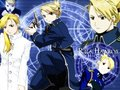 Riza - riza-hawkeye-anime-manga wallpaper