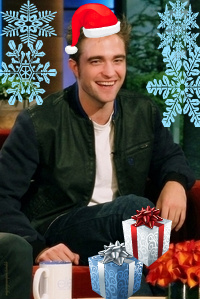 Rob is Ready For Krismas