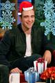Rob is Ready For Christmas - robert-pattinson fan art