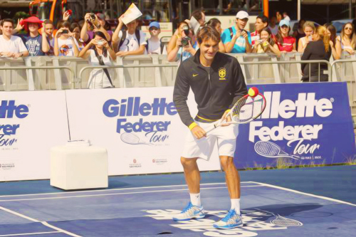 Roger vs Serena