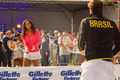 Roger vs Serena  - tennis photo