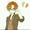 Romano with Glasses