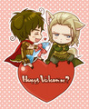 RomaxGermania - hetalia-couples photo
