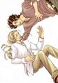 RomaxGermania - hetalia-couples photo