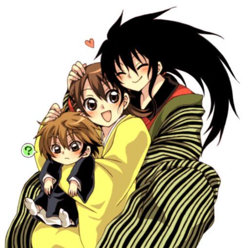 Ruko's Mom & Dad