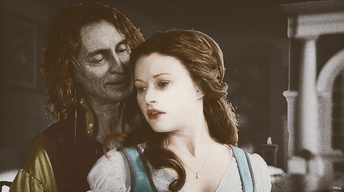 Once Upon A Time Images Rumpelstiltskin Belle Wallpaper And Background Photos