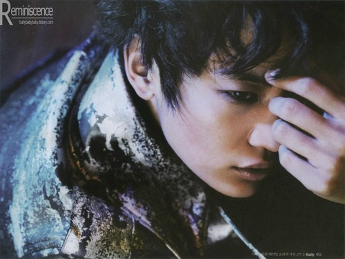 SHINee Minho – W Magazine