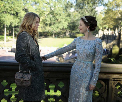 "STILLS 6X10 ""New York, I l'amour toi XOXO"""
